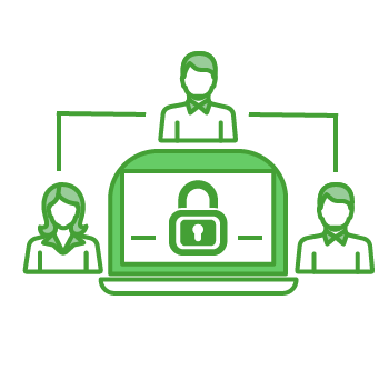 QI Icons - Green-_Quick Protect - Protection Icon